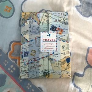 Other - PAPER: magnetic travel journal